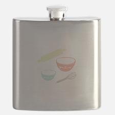 Baking Utensils Flask
