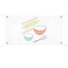 Homemade Is Best Banner