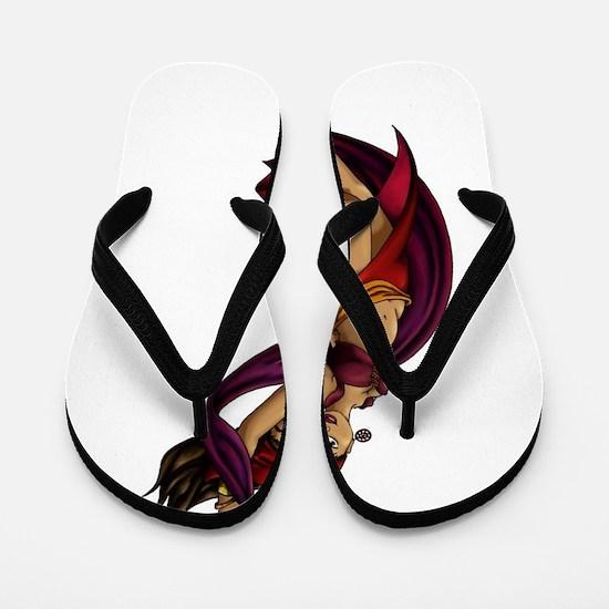 Rohesia Dancer Flip Flops
