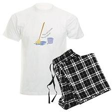 Mop And Bucket Pajamas