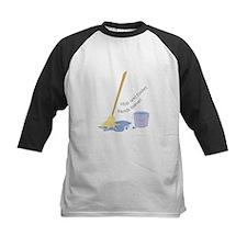 Mop And Bucket Baseball Jersey