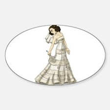 Lace Bride Decal