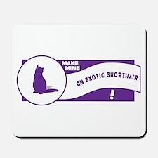 Make Shorthair Mousepad