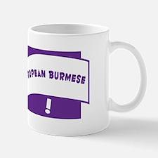 Make Burmese Mug