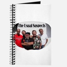 The Usual Suspects Journal
