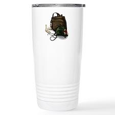 Army Medic Travel Coffee Mug