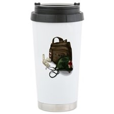 Army Medic Travel Mug