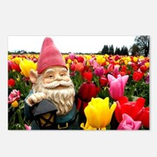 Gnome Petals Postcards (Package of 8)