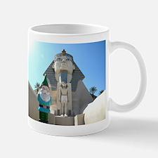 Sphinx Gnome Mugs