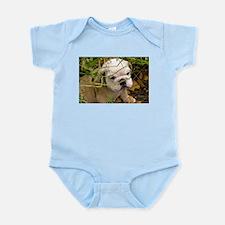 English Bulldog Puppy Body Suit