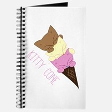 Kitty Cone Journal