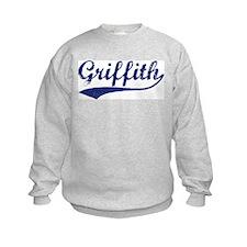 Griffith - vintage (blue) Sweatshirt