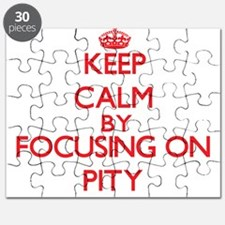Keep Calm by focusing on Pity Puzzle