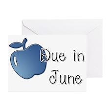 June Greeting Cards (Pk of 10)