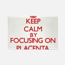 Keep Calm by focusing on Placenta Magnets
