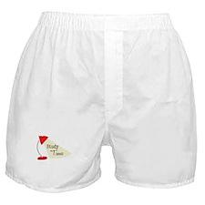 Study Time Boxer Shorts