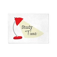 Study Time 5'x7'Area Rug