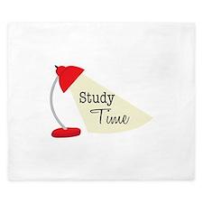 Study Time King Duvet