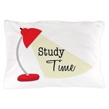 Study Time Pillow Case
