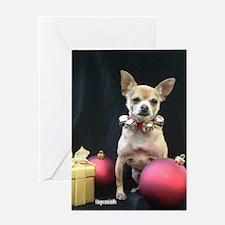 Christmas veterinary Greeting Card