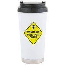 Cute Vaulting Travel Mug