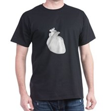 Sketch Heart T-Shirt