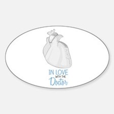 Love Doctor Decal