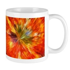 Abstract Burst Mugs