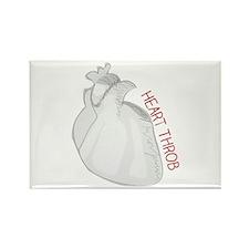 Heart Throb Magnets