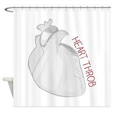 Heart Throb Shower Curtain