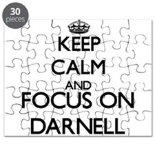 Keep Calm and Focus on Darnell Puzzle
