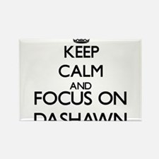 Keep Calm and Focus on Dashawn Magnets