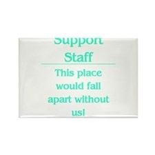 Cute Administrative professionals day Rectangle Magnet
