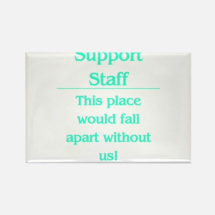 Cute Administrative assistant day Rectangle Magnet