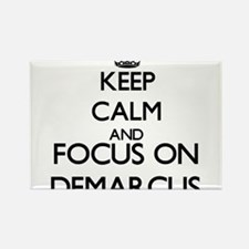 Keep Calm and Focus on Demarcus Magnets