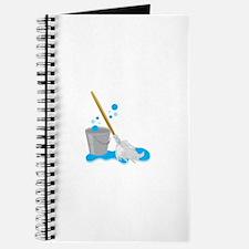 Bucket And Mop Journal