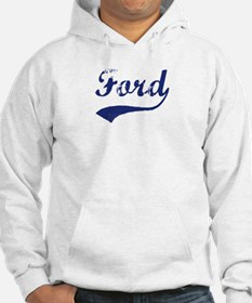 Ford - vintage (blue) Jumper Hoody