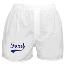 Ford - vintage (blue) Boxer Shorts