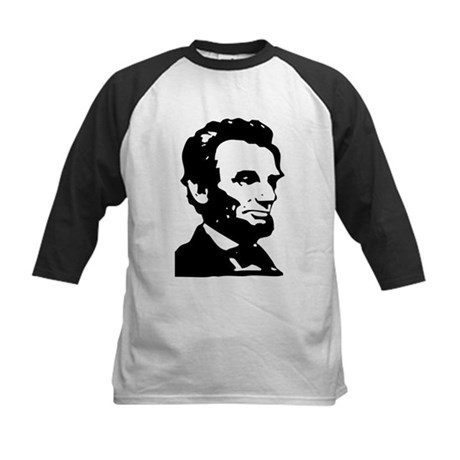 Abraham Lincoln Icon Kids Baseball Jersey