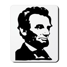 Abraham Lincoln Icon Mousepad