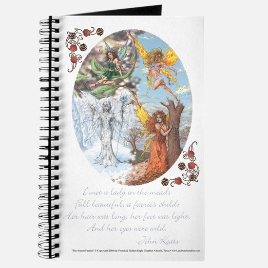 Season Faeries Journal