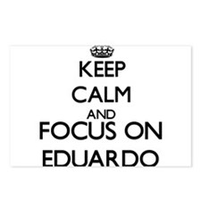 Keep Calm and Focus on Ed Postcards (Package of 8)