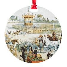 Country Fair Ornament