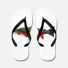 Brook Trout v2 Flip Flops