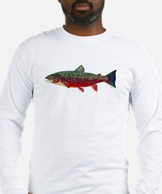 Brook Trout v2 Long Sleeve T-Shirt