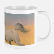 Arab Mare and Foal Mugs