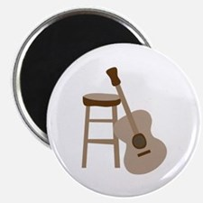 Guitar and Stool Magnets