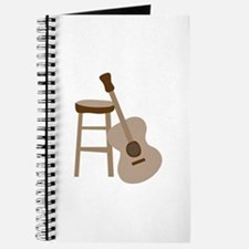 Guitar and Stool Journal