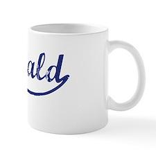 Fitzgerald - vintage (blue) Mug