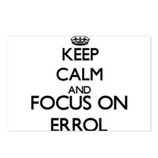 Keep Calm and Focus on Er Postcards (Package of 8)